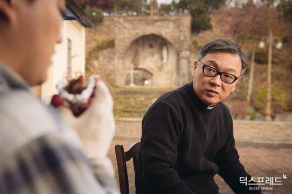 <돌멩이> 김의성, 다시 한번 사제복을 입은 이유! #악역아님주의